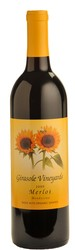 2009 Girasole Vineyards Merlot